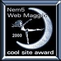 Nem5 Cool Site Award